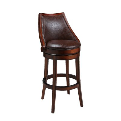 Impacterra Alta Loma Swivel Bar Stool