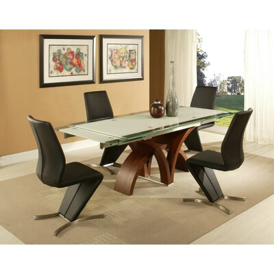 Impacterra Fountain Valley 5 Piece Dining Set