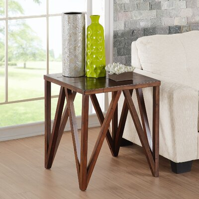 Hazelwood Home Josiah End Table