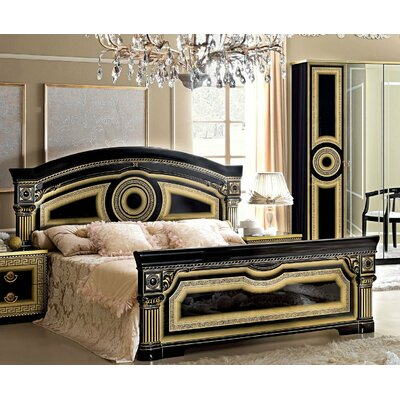 Noci Design Noci Panel Bed