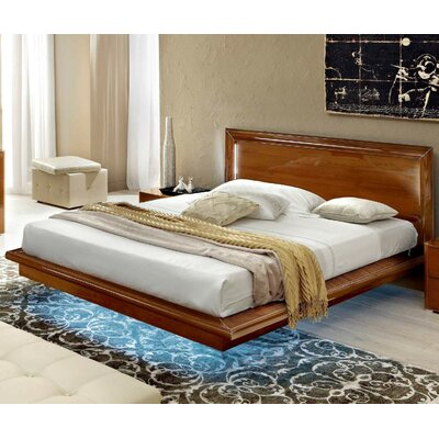 Noci Design Platform Bed