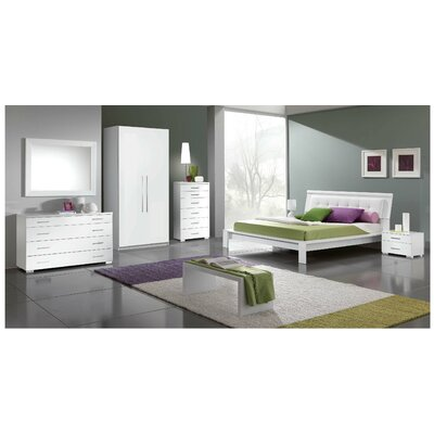 Noci Design Platform Customizable Bedroom Set