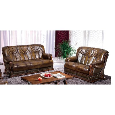 Noci Design Sofa and Loveseat Set