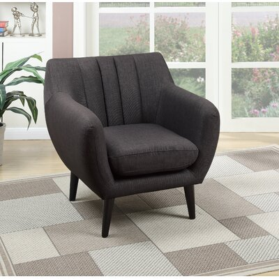 A&J Homes Studio Retro Styled Arm Chair