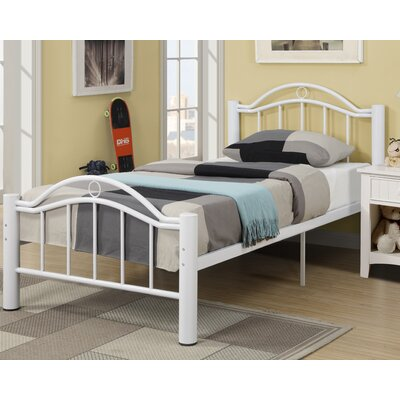 A&J Homes Studio Christy Twin Slat Bed