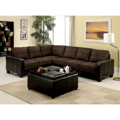 A&J Homes Studio Lena Sectional