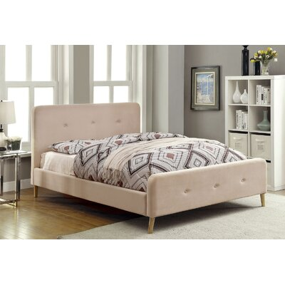 A&J Homes Studio Betty Upholstered Platform ..