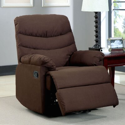 A&J Homes Studio Lora Upholstered Recliner