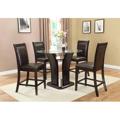 A&J Homes Studio Bella Counter Height Dining Table