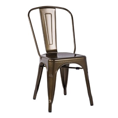 A&J Homes Studio Minimalist Side Chair (Set of 2)