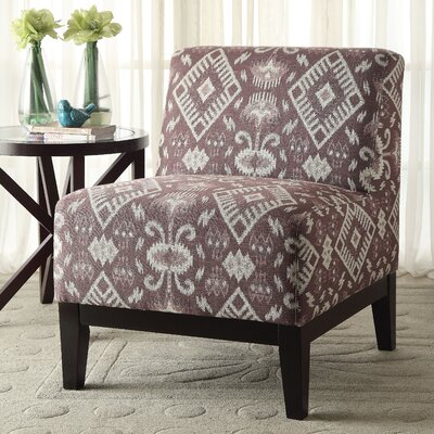 A&J Homes Studio Cecelia Slipper Chair Image