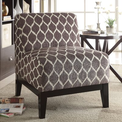 A&J Homes Studio Cecelia Accent Slipper Chair