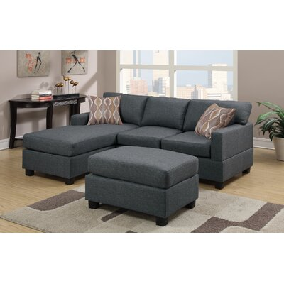 A&J Homes Studio Vine Sectional
