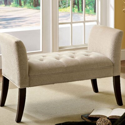 A&J Homes Studio Elise Upholstered Bedroo..