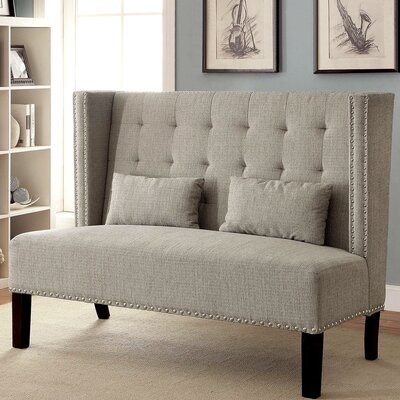 A&J Homes Studio Ziva Loveseat