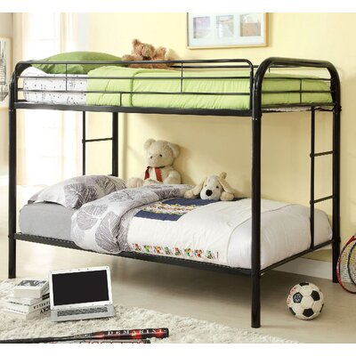 A&J Homes Studio Caia Twin Bunk Bed