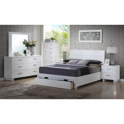 A&J Homes Studio Branchville Platform Bed
