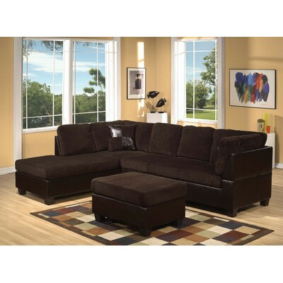 A&J Homes Studio Nana Modular Sectional