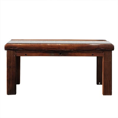 A&J Homes Studio Vessel Dining Table