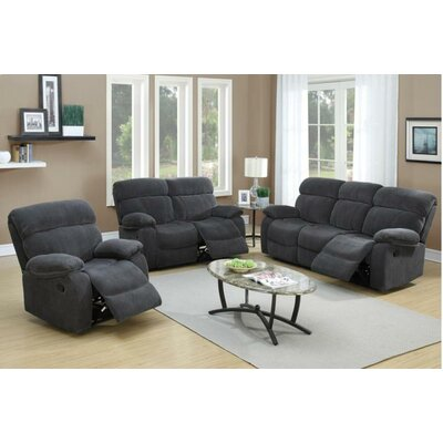 A&J Homes Studio Vivi Motion 3 Piece Living Room..