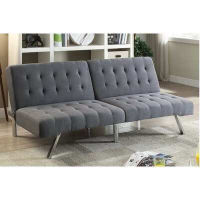A&J Homes Studio Hennry Adjustable Sleeper Sofa