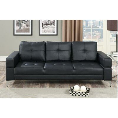 A&J Homes Studio Michale Adjustable Sleeper Sofa