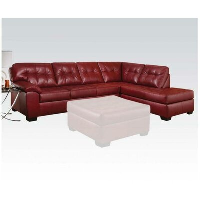 A&J Homes Studio Sectional