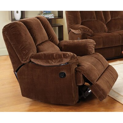 A&J Homes Studio Mike Glider Recliner