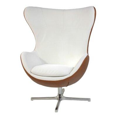 Oak Idea Imports Muna Balloon Chair