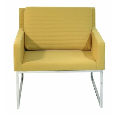 Oak Idea Imports Solo Armchair