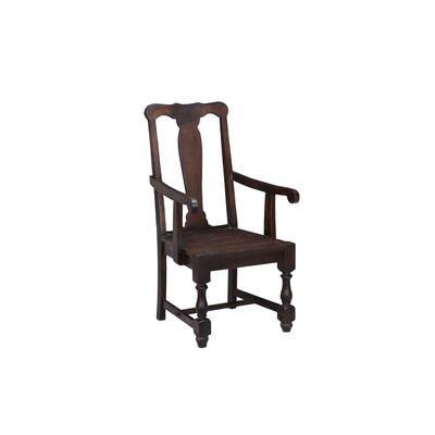 Oak Idea Imports Weston Arm Chair
