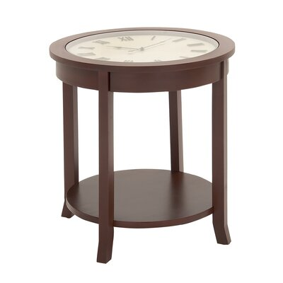 ABC Home Collection End Table