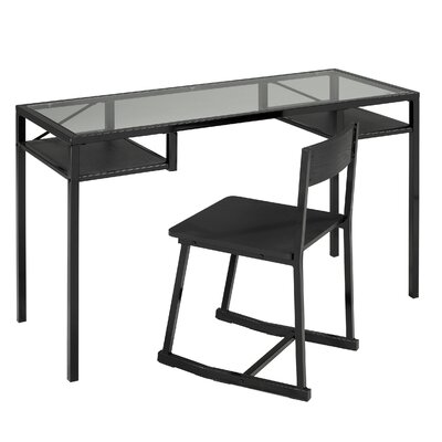 Brassex Office Desk and Chair Set