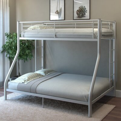 Gibson Living Cynthia Twin over Full Bunk Bed
