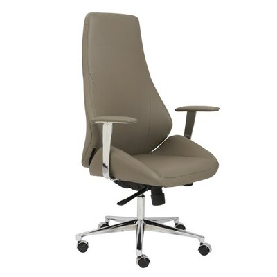Eurostyle Bergen High-Back Leather Executive Chair