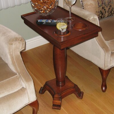 Third Floor Designs Traveller Chairside Table