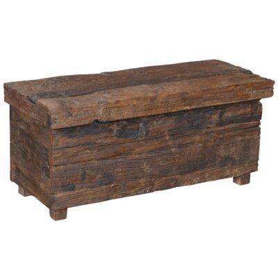 Taran Designs Santigo Box Ottoman