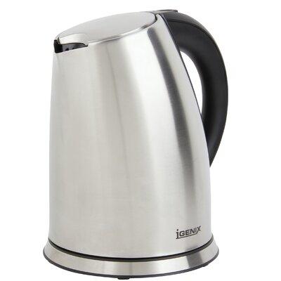 Igenix 1.7L Stainless Steel Kettle