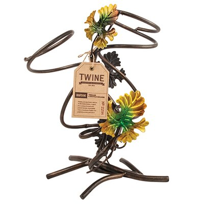 Twine Grapevine 2 Bottle Tabletop Wine Rack