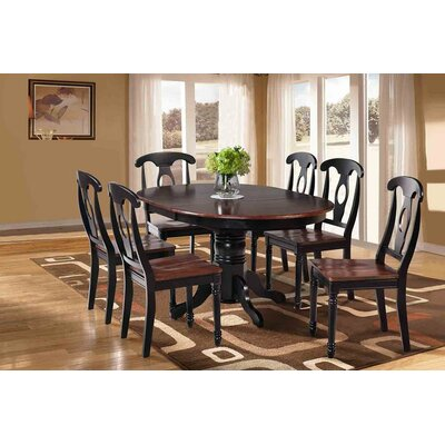 TTP Furnish Valleyview 7 Piece Dining Set