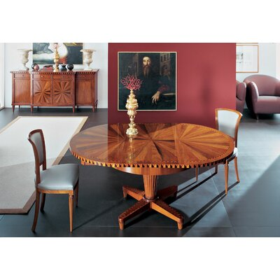 Annibale Colombo Round Dining Table