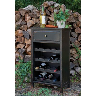Park Designs 16 Bottle Floor Wine Rack