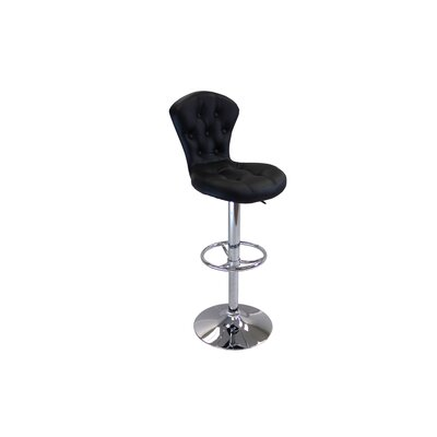 Best Quality Furniture Adjustable Height Swivel Bar Stool (Set of 2)