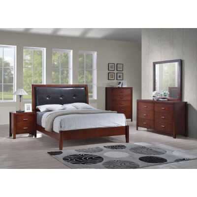 Best Quality Furniture Panel Customizable Bedroom Set