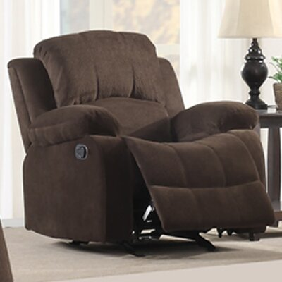 Best Quality Furniture Fabric Recliner