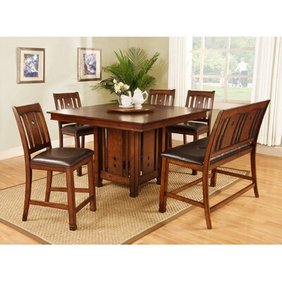 Best Quality Furniture 6 Piece Counter He..