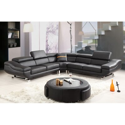 Best Quality Furniture Sectional with Coffee Table