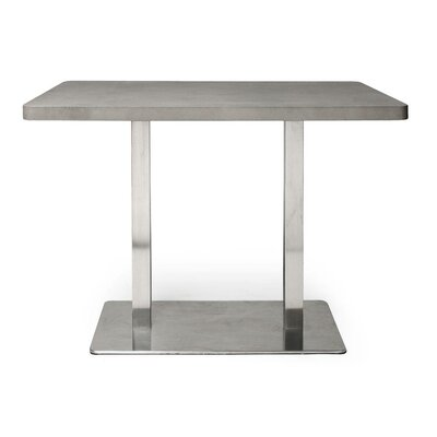 Lyon Beton Bistro Dining Table
