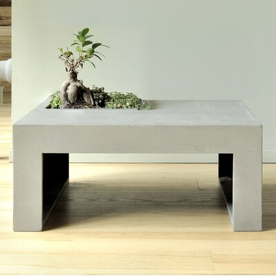 Lyon Beton Green Coffee Table