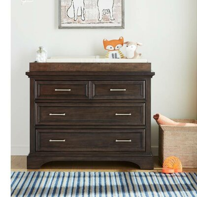 Stone & Leigh™ by Stanley Furniture Chelsea Square 4 Drawer Dresser